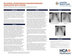 Bilateral Spontaneous Pneumothoraxes Associated with Vaping by GIlad Guez, Riley Ewen, Farhan Shah, and Brijesh Patel