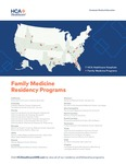 HCA Healthcare GME Family Medicine by HCA Healthcare