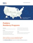 HCA Healthcare GME Podiatry by HCA Healthcare