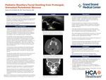 Pediatric Maxillary Facial Swelling from Prolonged, Untreated Periodontal Abscess by Sanna Michelle Ho-Gotshall and Scott Gutovitz