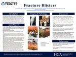 Fracture Blisters by Jessica Khabra MD, Jinal K. Patel MD, Gauthier L. Stepman MD, Kulveer Dabb MD, Kenny Hernandez MD, Debra Angelo MD, and Johnathan Frunzi MD