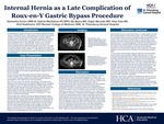 Internal Hernia as a Late Complication of Roux-en-Y Gastric Bypass Procedure